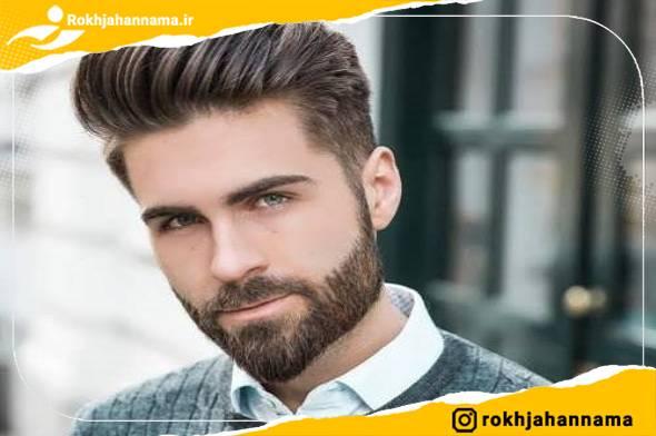عوامل موثر در پرپشت کردن ریش مردان